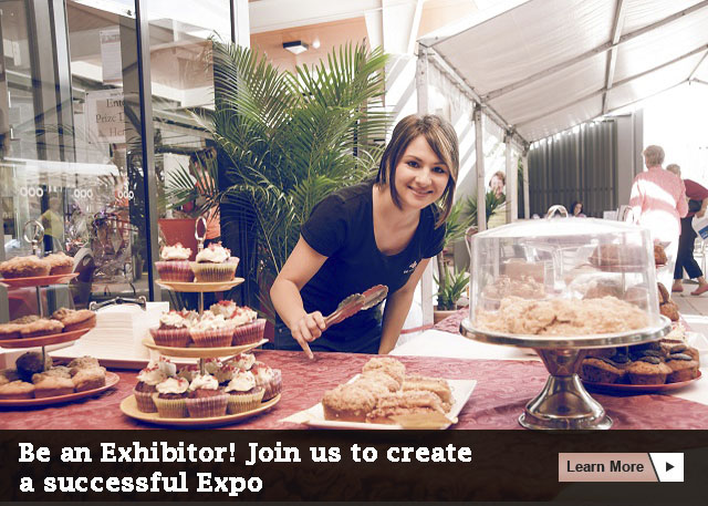 Be an exhibitor
